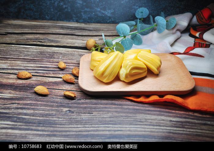热带水果菠萝蜜图片