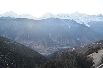 雪山山脉风景