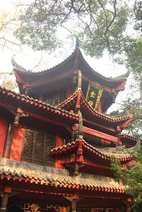 成都石经寺钟楼