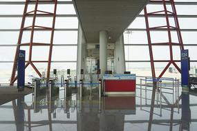 北京首都国际机场登机口