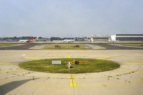 北京首都机场航空港