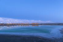 翡翠湖山水风光
