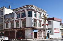 西藏楼房建筑