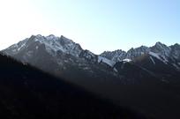 喜马拉雅雪山山脉