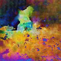 意境现代抽象油画