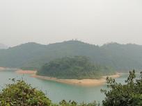 国庆清远树林拍摄风景图