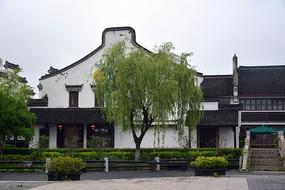 江南水乡中式建筑