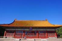 北京社稷坛拜殿外景
