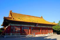 北京中山公园中山堂