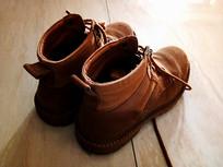 时尚马丁靴图片