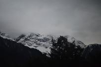 喜马拉雅山脉风景
