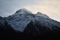 喜马拉雅山脉雪山