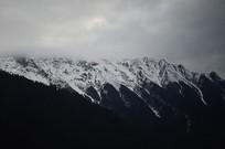 喜马拉雅山脉雪山风景