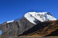 雪山风光摄影
