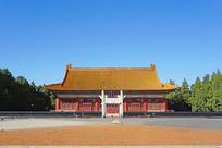 北京社稷坛-五色土祭坛