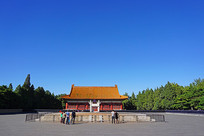 北京中山公园社稷坛祭坛