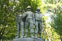 韩国水原仁溪艺术公园雕塑