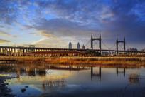 哈尔宾扬明滩大桥