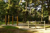 韩国公园公共健身器材单杠