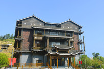 西江千户苗寨-苗寨风格建筑