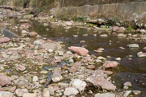 重庆巫山楚阳河溪流
