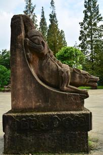 动物石雕雕塑