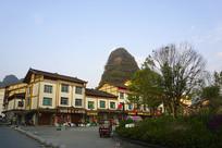 贵州荔波县驾欧乡乡镇风貌