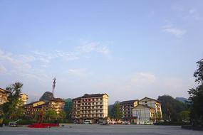 贵州小七孔附近的驾欧乡乡镇