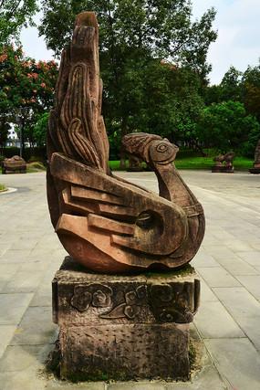 孔雀石雕雕刻