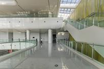 山东国际会展中心室内场景