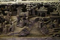 石雕清明上河图