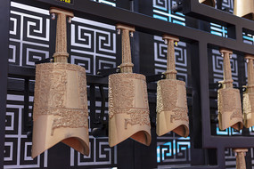中国古代打击乐器编钟