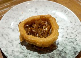 老北京小吃-焦圈