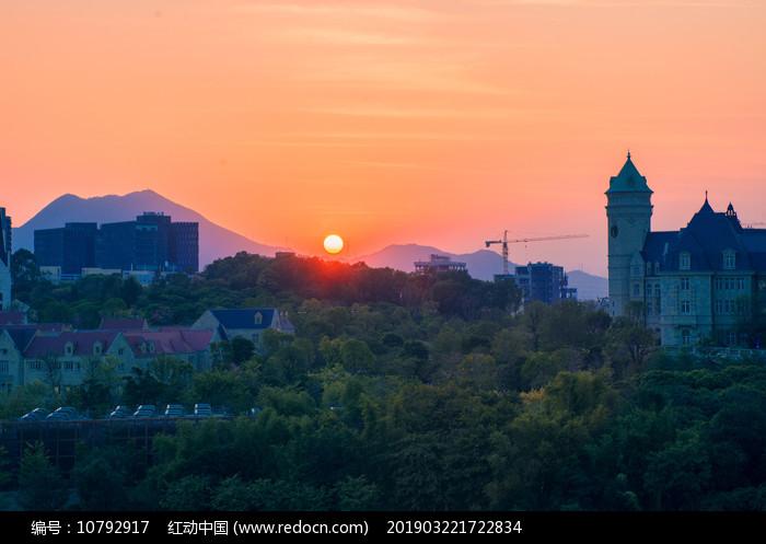 夕阳之歌图片