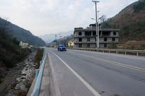 重庆市巫山县楚阳乡公路建设