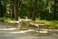 城市公园公共仰卧起坐健身器材