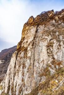 白石山景区山脉