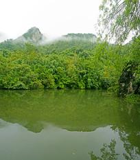 贵州天星桥-天星湖山水风光
