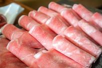 涮火锅用的肉卷
