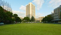 上海东华大学校园风光