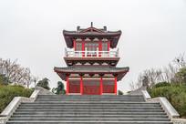 中国古风建筑