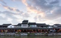 枫泾古建筑