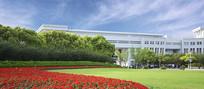 上海大学的校园风光