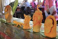 万圣节南瓜雕刻