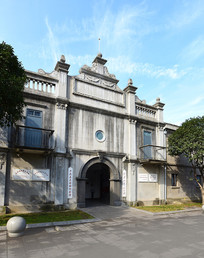武汉的中共五大会址纪念馆建筑