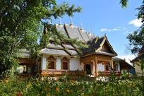 西双版纳佛寺