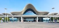 武汉高铁站建筑