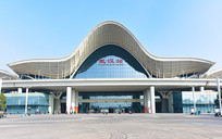 武汉高铁站楼