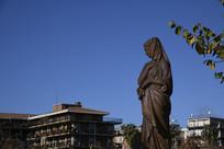 意大利雕塑与住宅