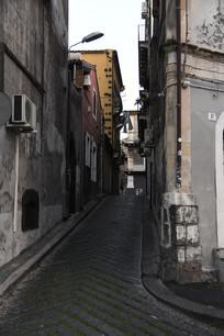 意大利卡塔尼亚街景